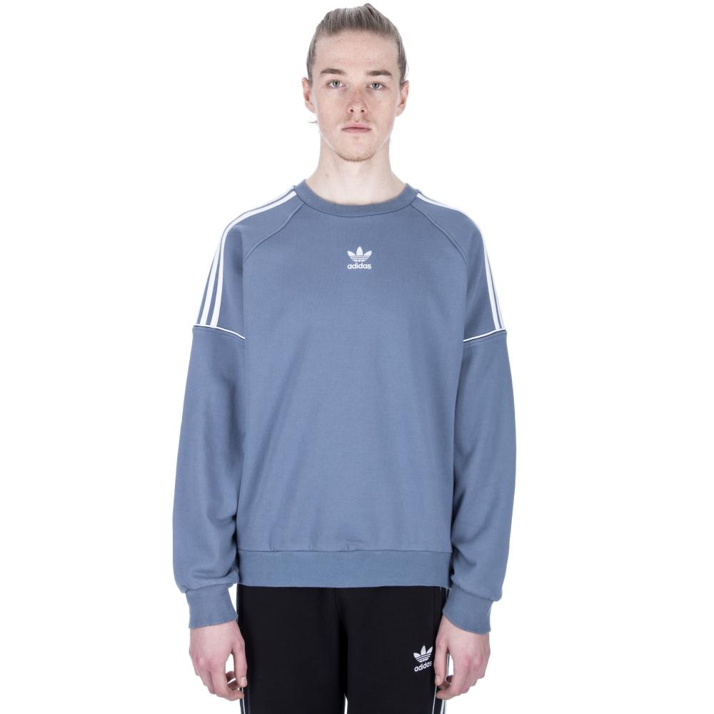 Very Goods | adidas Originals Pipe Crew Neck Sweatshirt (Raw