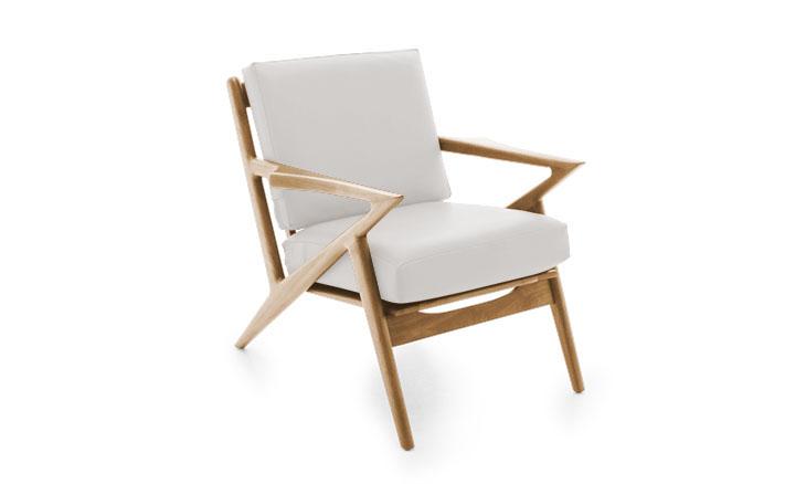 Fantastic Very Goods Soto Leather Chair By Joybird Inzonedesignstudio Interior Chair Design Inzonedesignstudiocom