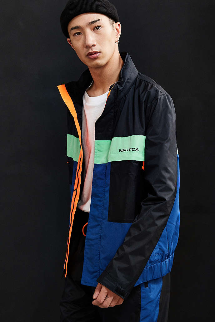 b8dfc23cc19 Very Goods | Nautica + UO Track Jacket - Urban Outfitters