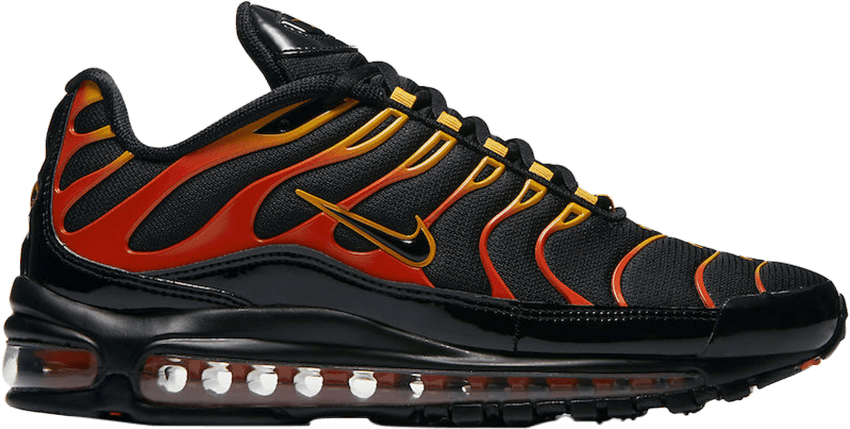 super quality new collection best loved Very Goods | Air Max 97 Plus 'Shock Orange' - Nike - AH8144 ...