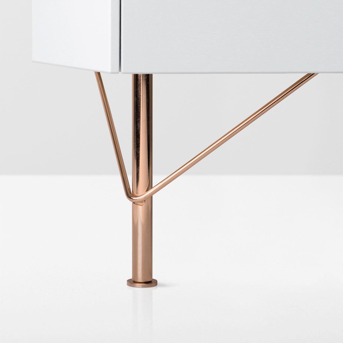 Besta Ikea Cabinet Very Goods Slender Low Furniture Legs Legs Superfront