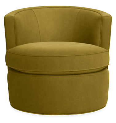 Otis Swivel Chair - Modern Accent & Lounge Chairs - Modern Living Room  Furniture - Room & Board