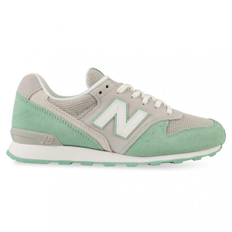 low priced f44d6 02788 Very Goods | New Balance 996 WOMENS Mint/Grey/White KM ...