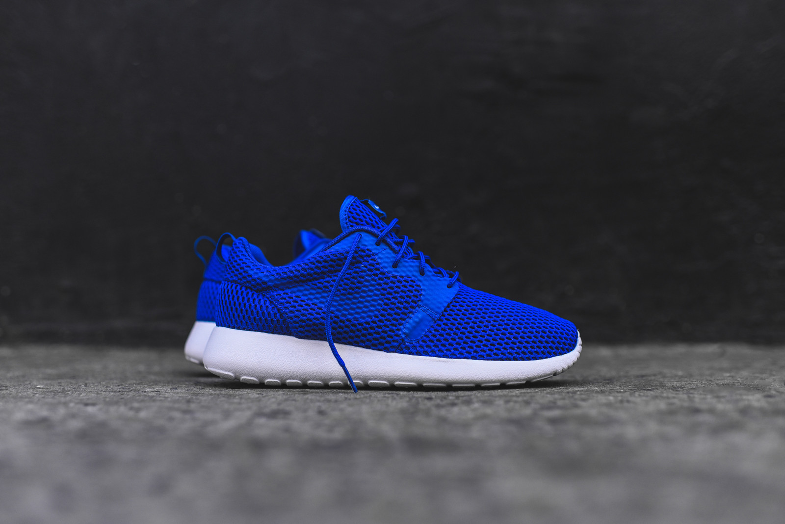 timeless design e44d3 709a9 Very Goods | Nike Roshe One HYP BR - Racer Blue | Kith NYC