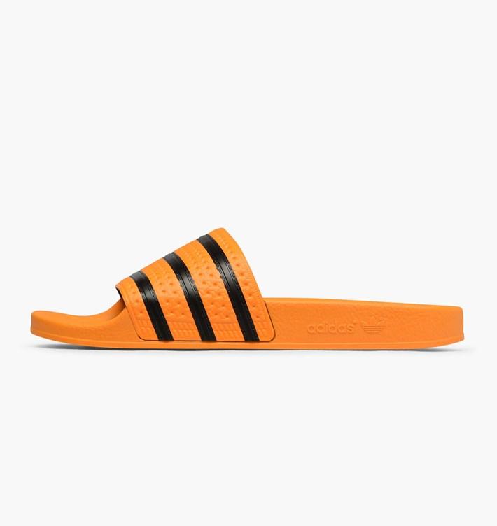 online store dff83 fd1fc Very Goods  adidas Originals Adilette  GOLD  Sandals  CQ3099  Caliroots