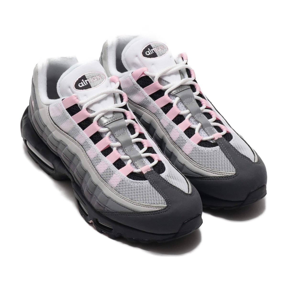 Very Goods Nike Air Max 95 Prm Black Pink Foam Gunsmoke Grey