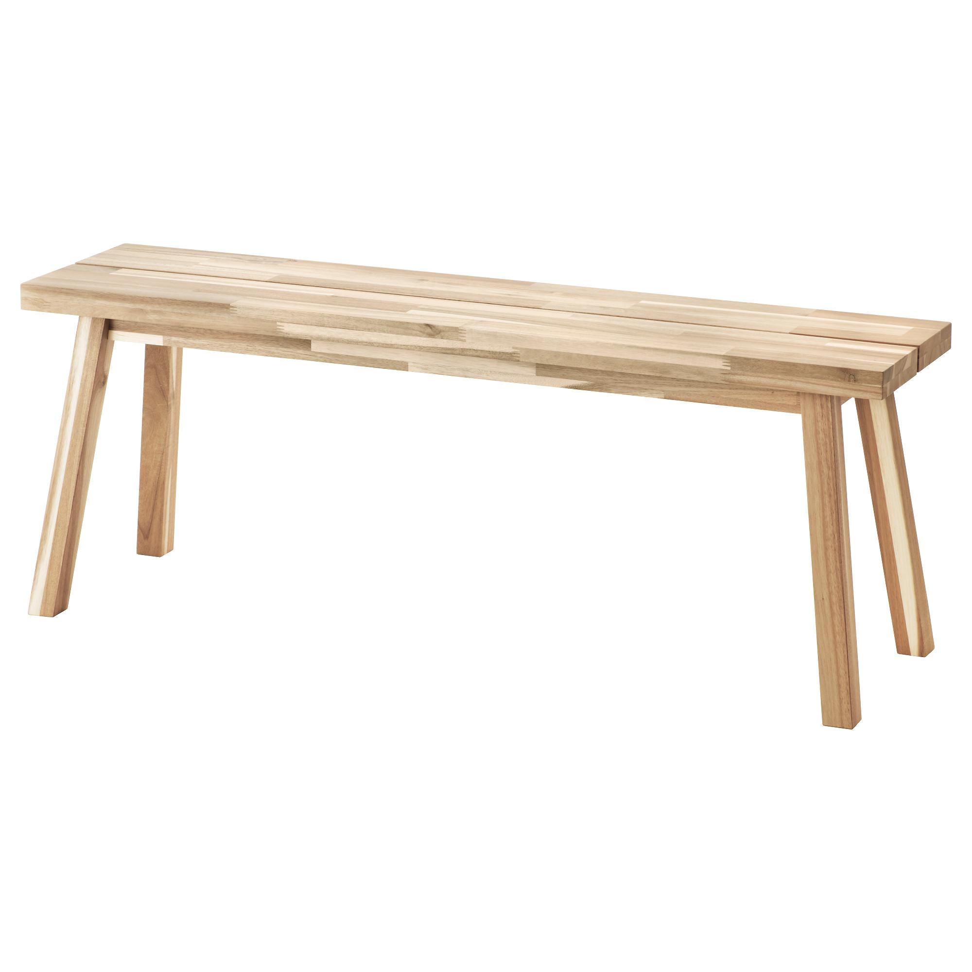 very goods   skogsta bench - ikea