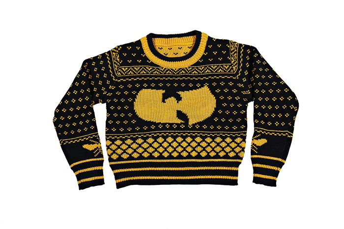 Very Goods Wu Tang Clan 36 Chambers Ugly Christmas Sweater