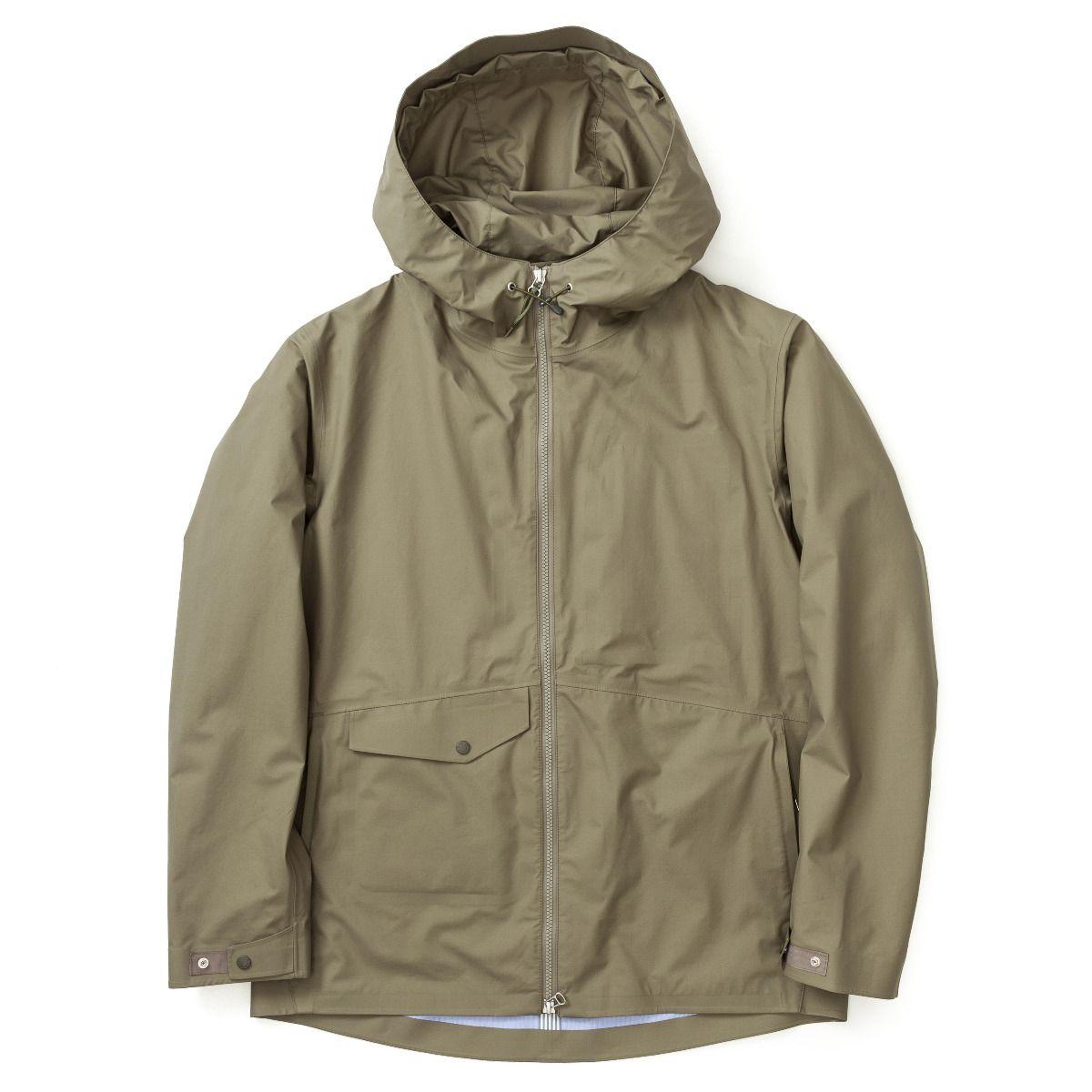 5f6ed0efc Very Goods   Nanamica Nylon Gore-Tex Cruiser Jacket