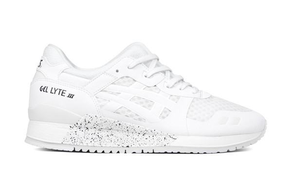 san francisco 6412f 97bbc Very Goods | ASICS Gel-Lyte III NS - White – Feature Sneaker ...