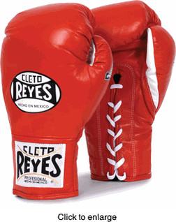 Reyes Safetec Pro Fight Gloves   Reyes Boxing Gloves   Boxing Gloves from  Title Boxing