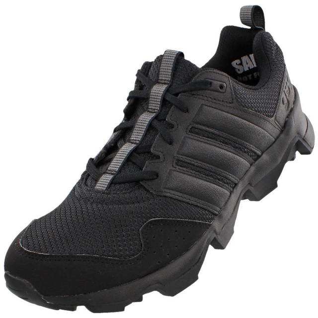 sale retailer 3a1f9 e18c4 Very Goods  Adidas GSG9 Trail Running Shoes, Black - AF6581  Kixify  Marketplace