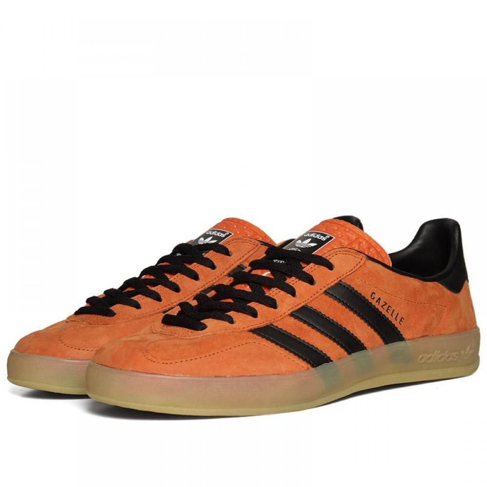 Very Goods | Adidas Gazelle Indoor (Craft Orange, Black & Gum)