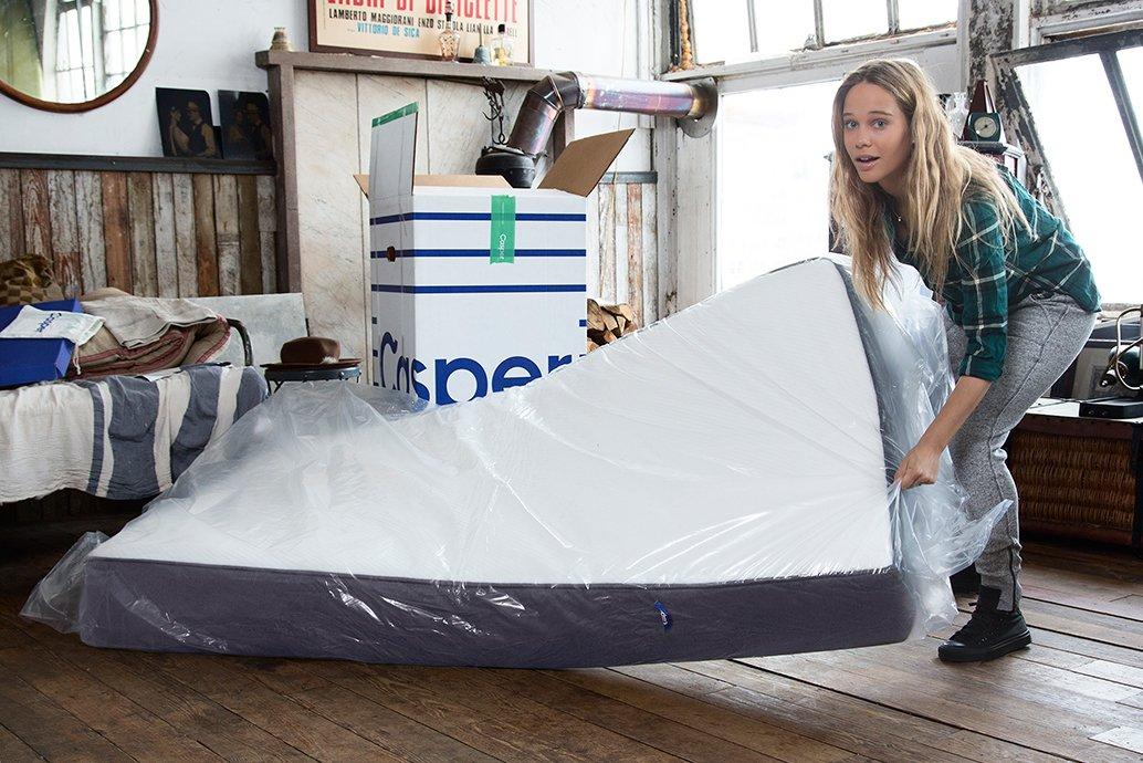 Very Goods   Shop the Mattress   Casper — The Mattress Reimagined