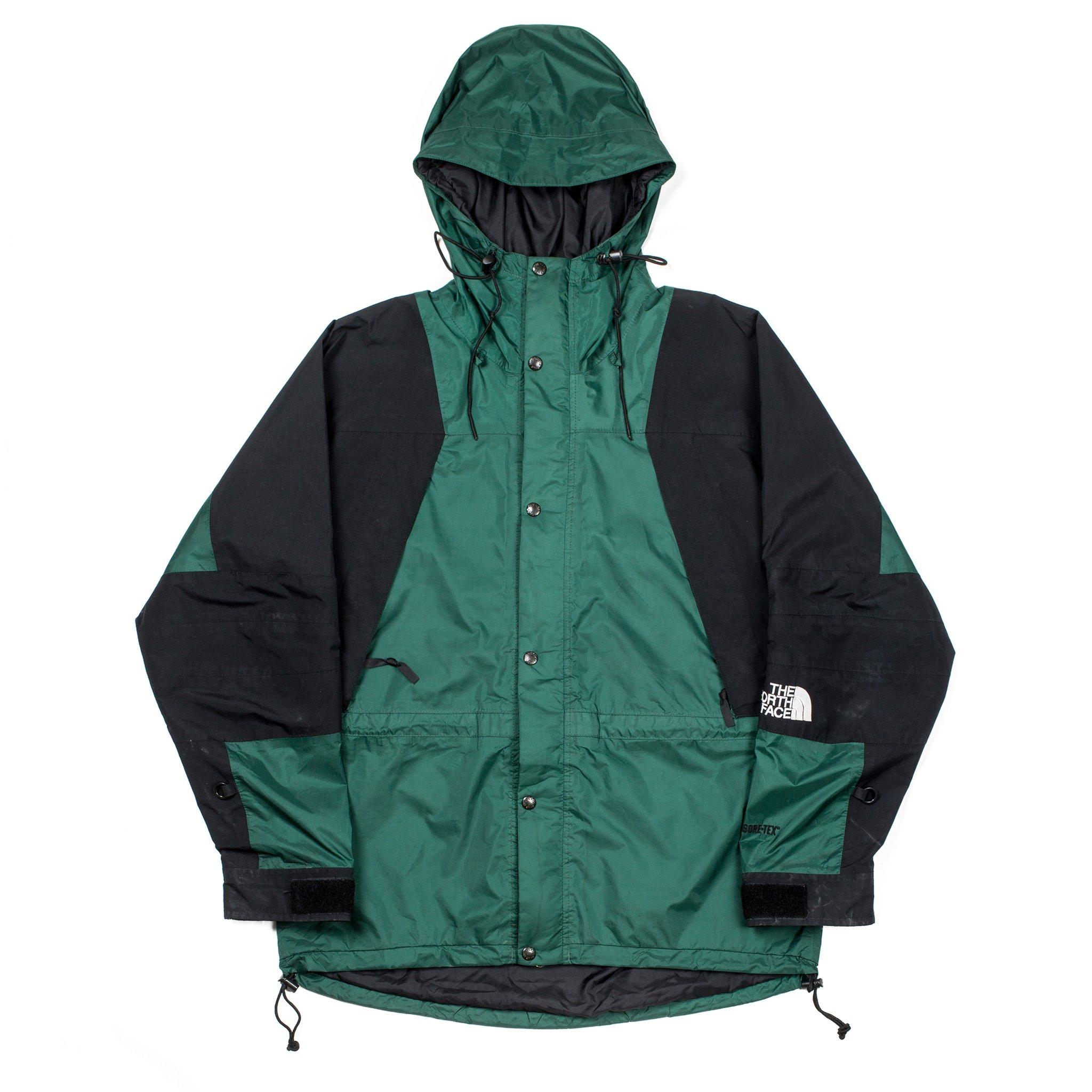 43f3e816f Very Goods | Vintage Medium North Face Mountain Light Jacket ...