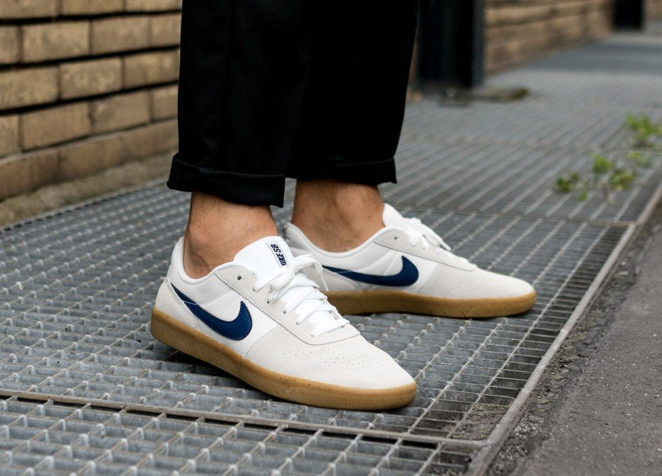 Nike SB Team Classic (Summit White Blue Void White) | asphaltgold