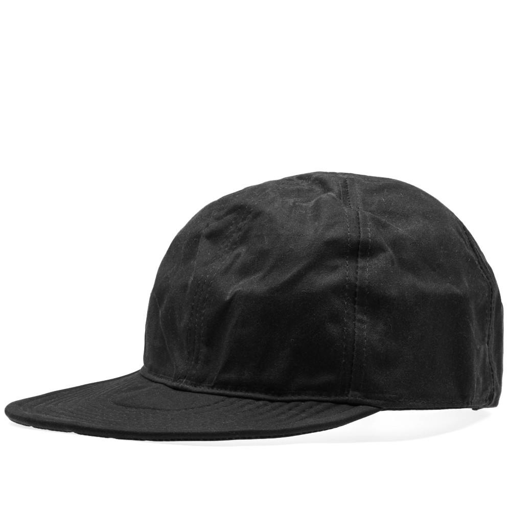 Nigel Cabourn x Lybro USMC Cap (Black)