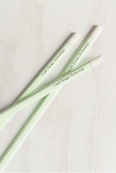 Very Goods Buy Craft Design Technology Hb Pencils With White
