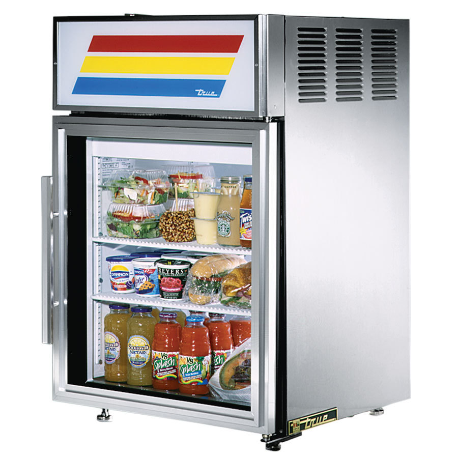 Very Goods True Gdm 5 Ld Stainless Steel Countertop Glass Door Refrigerator Cu Ft Jpg 900