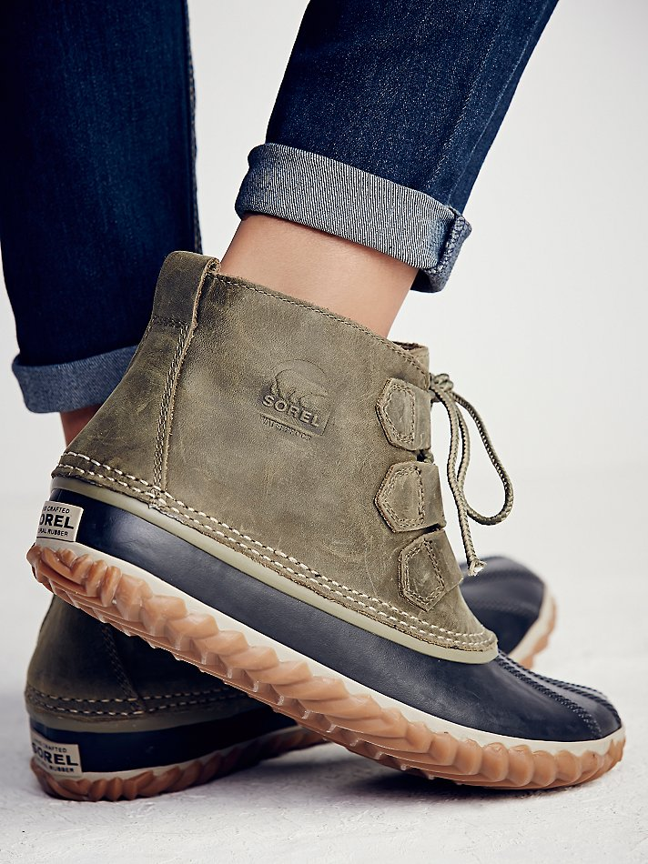 best authentic f2e44 2dd5f Very Goods   Sorel Out N About Weather Boot at Free People Clothing Boutique