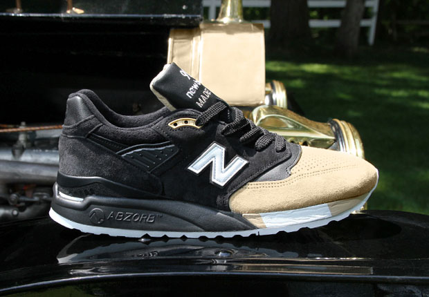 40b2644ed9401 Very Goods | Premier Connects With The New Balance 998 To Pay Tribute To  The All-American Auto Industry - SneakerNews.com