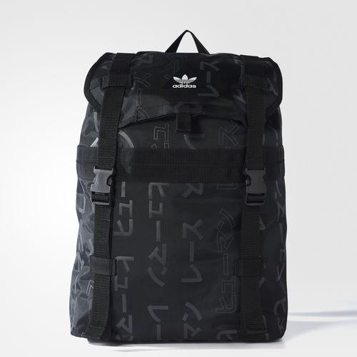 38ef4533b3d Very Goods   adidas Pharrell Williams HU ADV Backpack - Black   adidas US