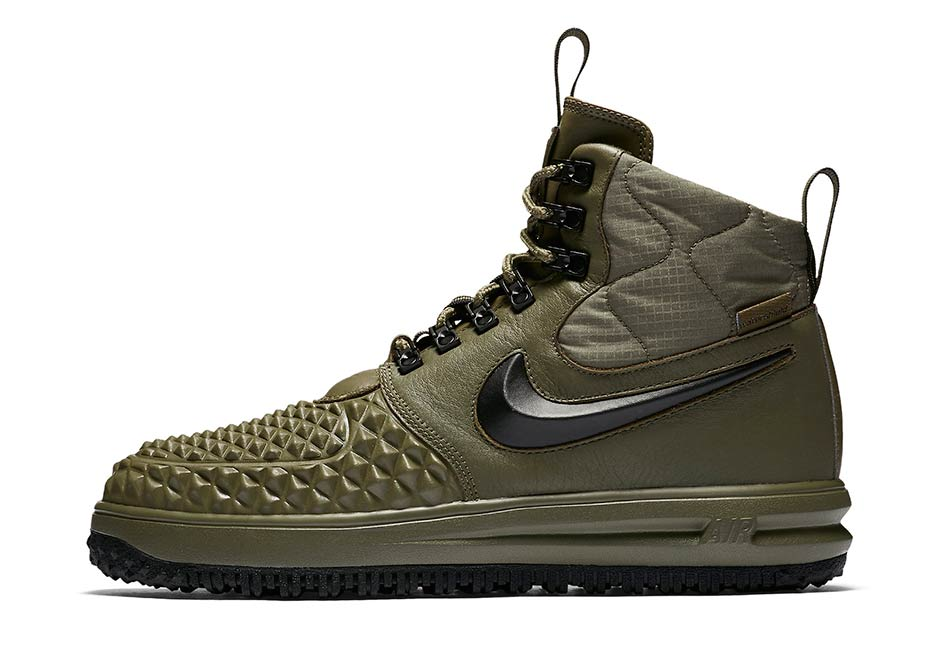 hot sales 59550 aa429 Very Goods   Nike Lunar Force 1 Duckboot 2017 High and Low Collection    SneakerNews.com