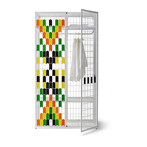 Ikea Ps 2014 Garderobeskab Hvid Ikea