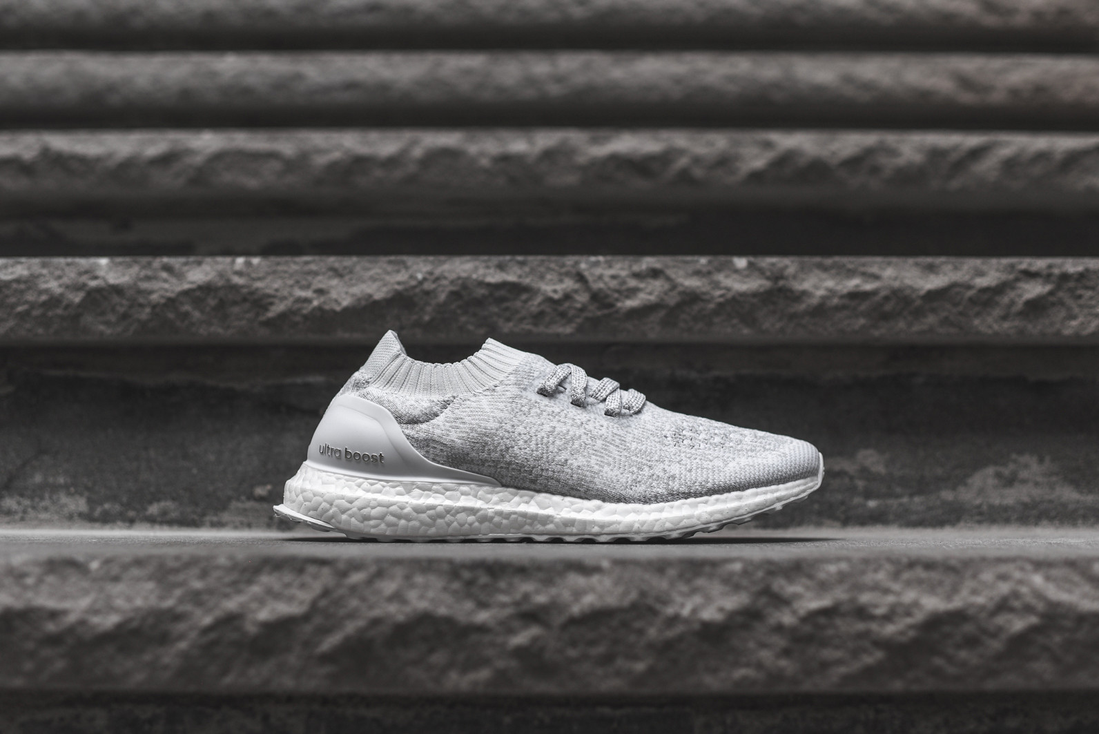 new products cc13b fe163 Very Goods | adidas Ultra Boost Uncaged - White | Kith NYC