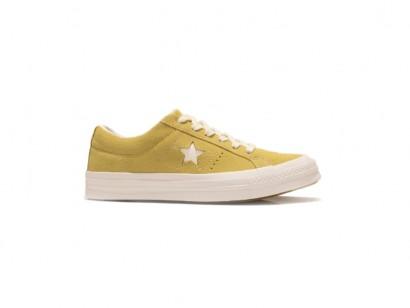 Very Goods   Converse One Star OX (Lemon HazeWhiteWhite
