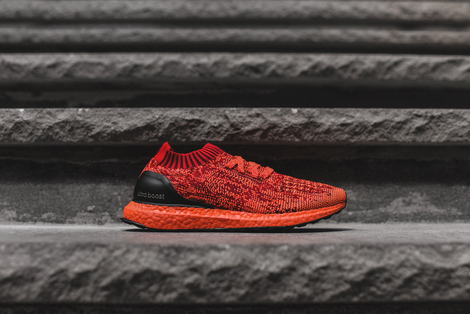 watch 808b5 42fe6 Very Goods | adidas Ultra Boost Uncaged - Triple Red | Kith NYC