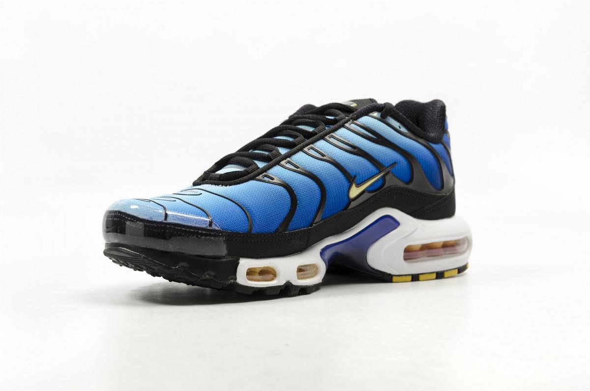 new styles f1030 0de27 Nike Air Max Plus OG Black,Blue | BQ4629-003 | Foot District