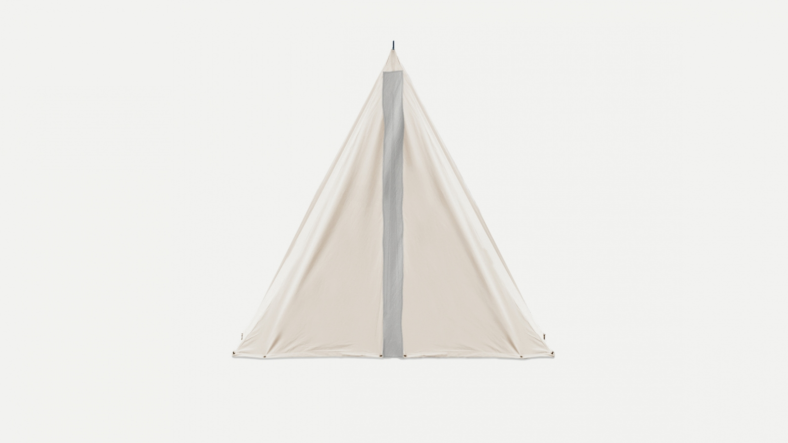 Very Goods   Scout Single Pole Tent / Natural Sunforger Canvas / Made in USA  sc 1 st  Very Goods & Very Goods   Scout Single Pole Tent / Natural Sunforger Canvas ...