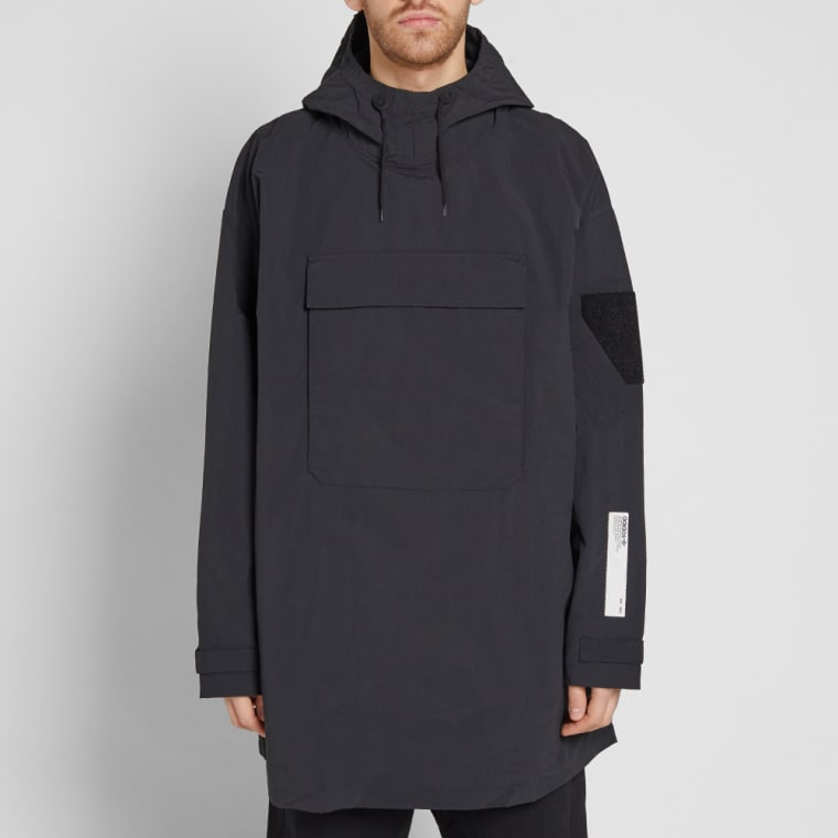 Very Goods | Adidas NMD Pullover Jacket (Black) | END.