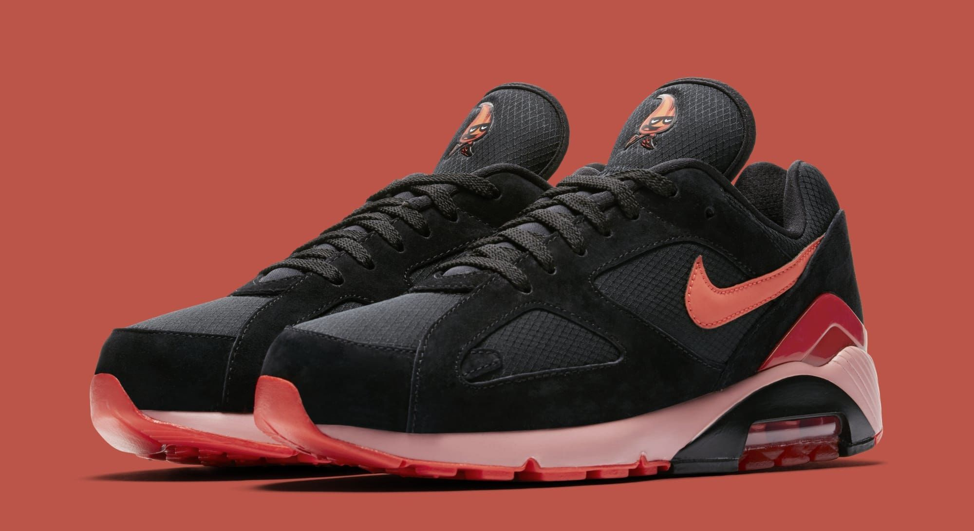 buy online bdc7f fe7fb ... inexpensive nike air max 180 fire ice av3734 001 43einhalb sneaker  store 6dfd9 fb5eb