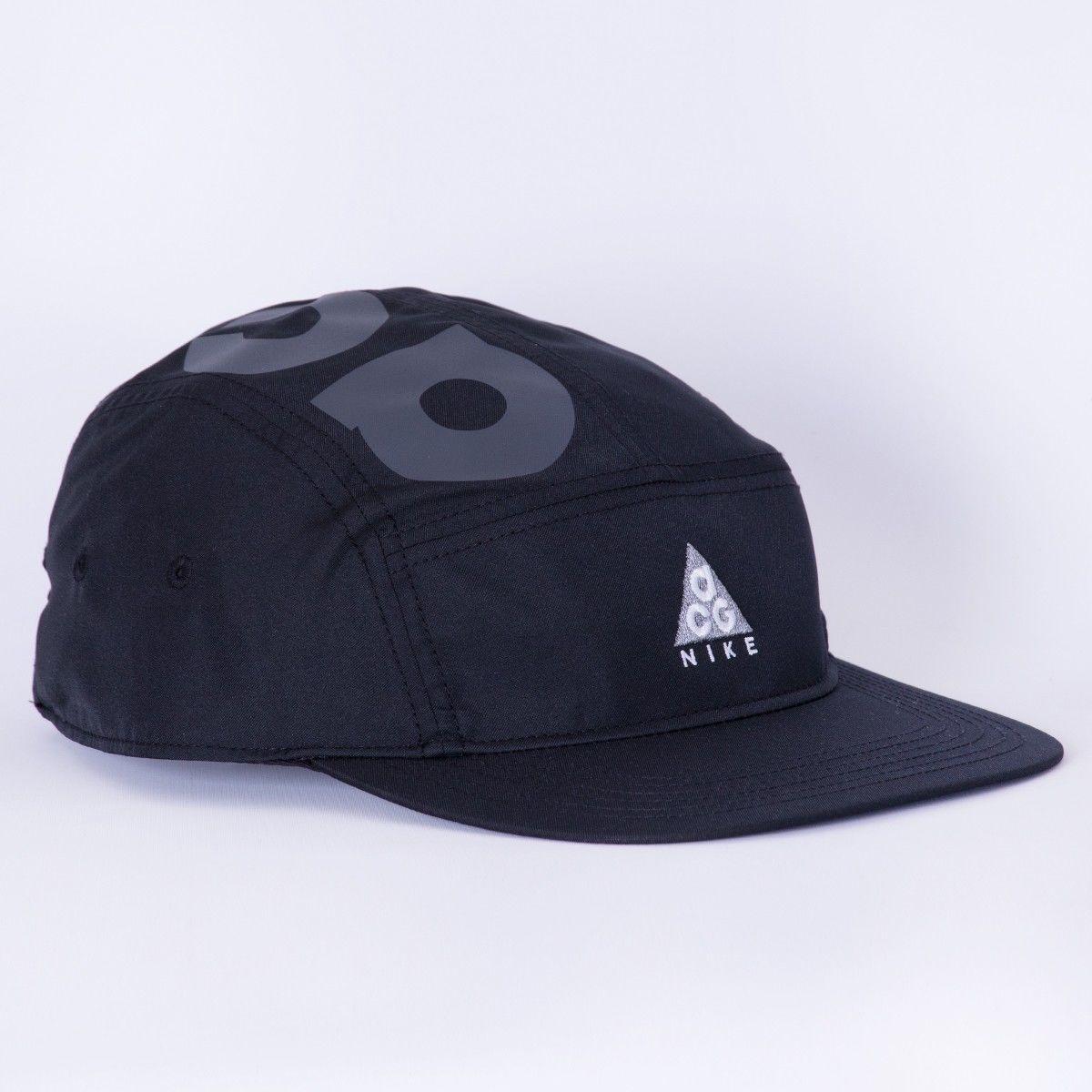 b6510df6 Very Goods | Nike NSW ACG Dry AW84 Cap QS Black/Black