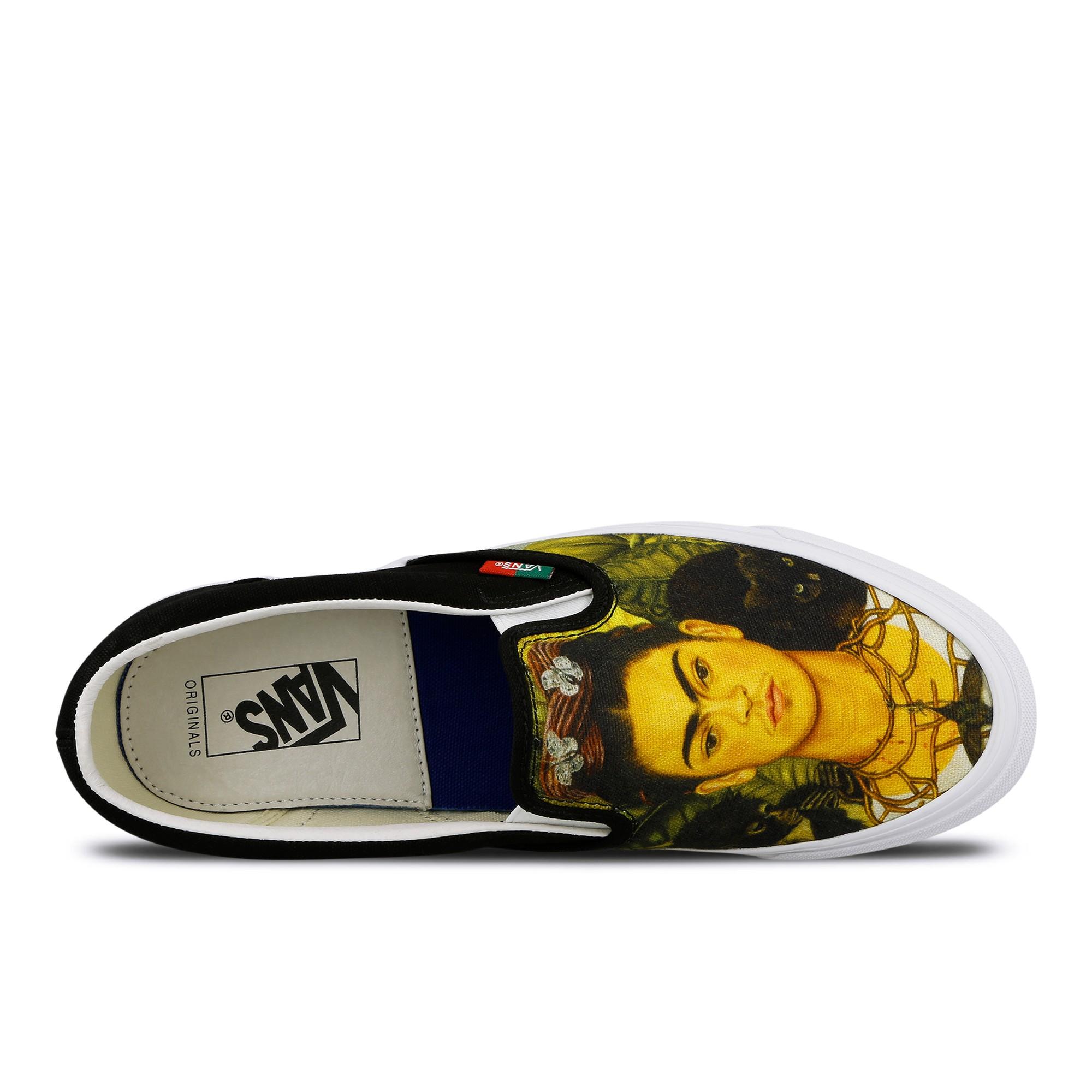 Vans OVERKILL Berlin Sneaker, Wear & Graffiti