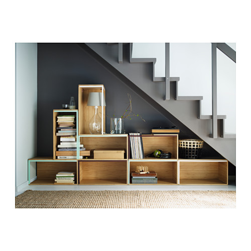 very goods ikea ps 2014 storage module bamboo white ikea. Black Bedroom Furniture Sets. Home Design Ideas