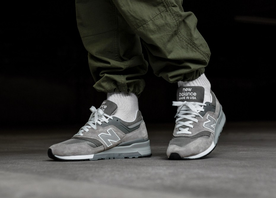 realmente cómodo ofrecer descuentos 2019 profesional Very Goods | New Balance M997GY *Made in USA* (Grey) | asphaltgold
