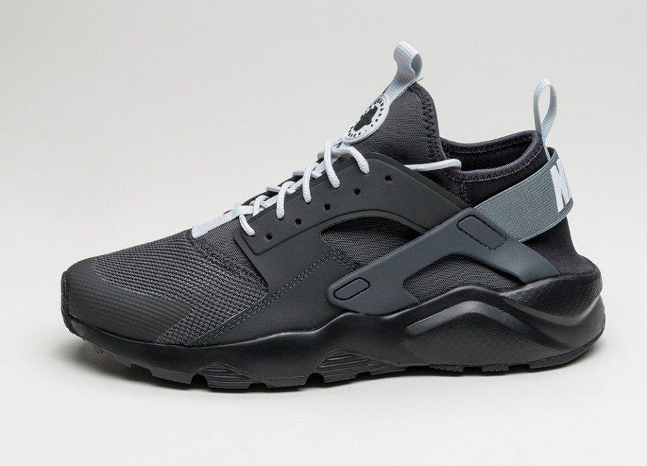 80f5aae52b Nike Air Huarache Run Ultra (Anthracite / Black - Black - White) - Sneaker  | asphaltgold