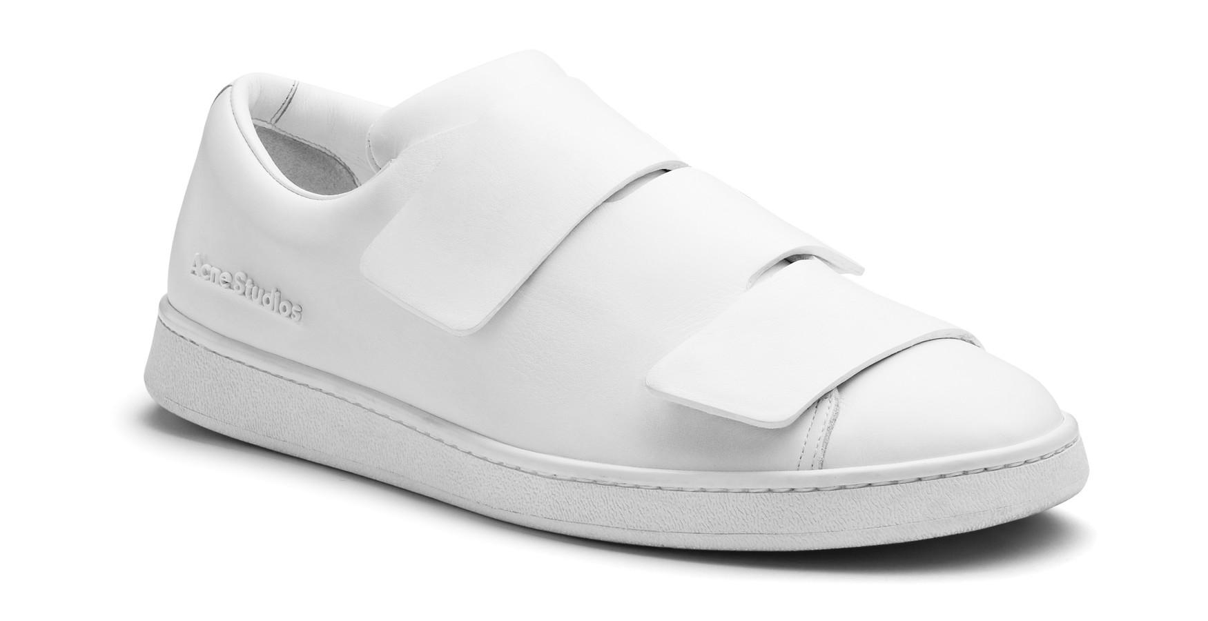 online store 291f7 c0427 Acne Studios - Triple lo white - Shoes - SHOP MAN - Shop Shop Ready to  Wear, Accessories, Shoes and Denim for Men and Women