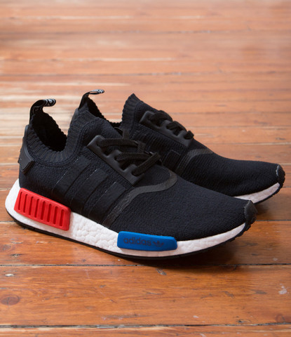 bazump Very Goods | Up There Store - adidas NMD Runner PK - Black