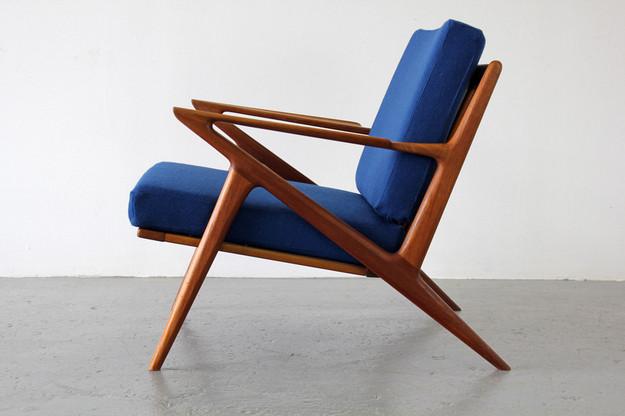 Merveilleux Very Goods | Poul Jensen   Z Framed Easy Chair By Poul Jensen For Sale At  Deconet