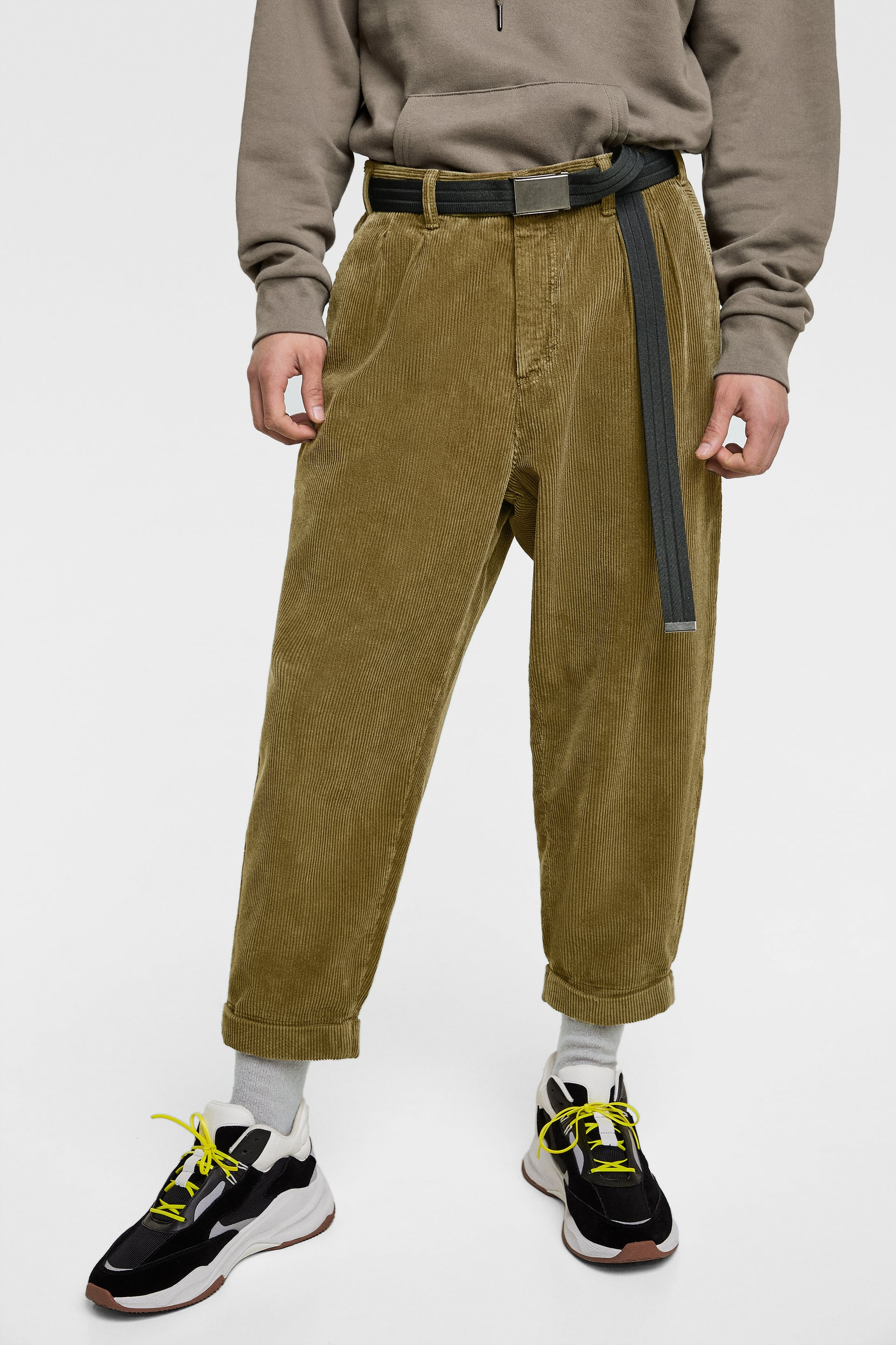 discount shop 100% top quality 2019 clearance sale RELAXED FIT CORDUROY PANTS - Casual-PANTS-MAN-SALE   ZARA United States