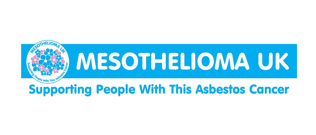 Mesothelioma UK logo