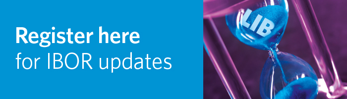 Register for IBOR updates