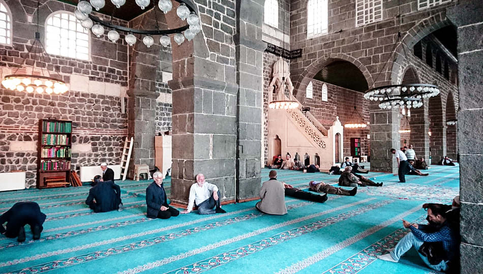 Diyarbakır Ulu Camii