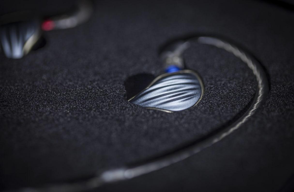 De in-ear hoofdtelefoons van Fiio-1