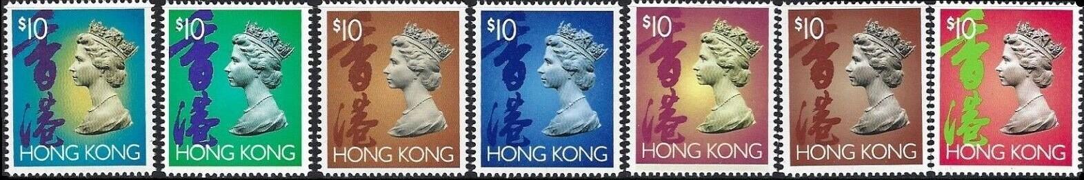 Hong Kong, veľký formát