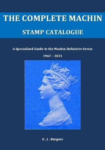 The Complete Machin Stamp Catalogue
